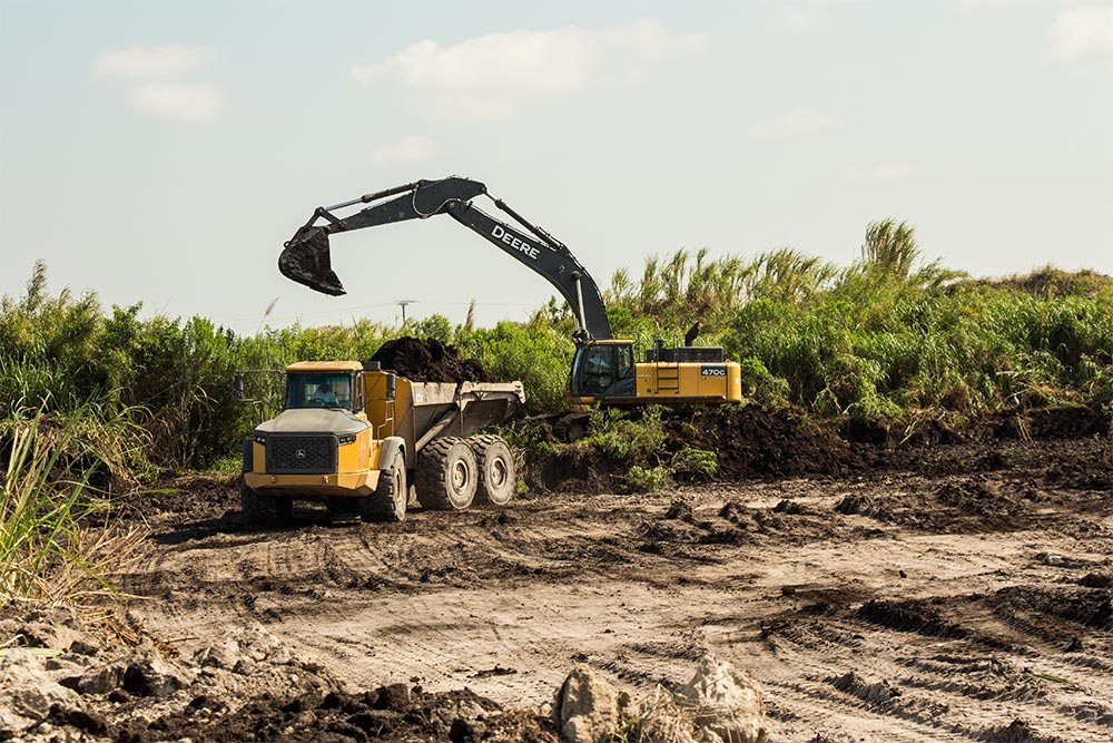 Overburden Excavation